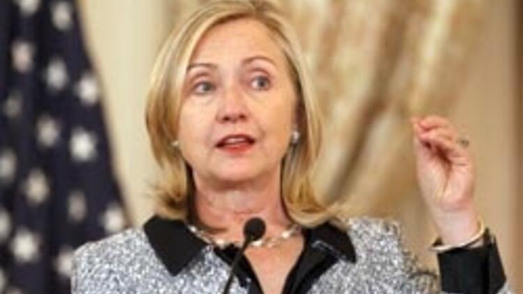 Clinton: İran Türkiye'ye saldırıyor