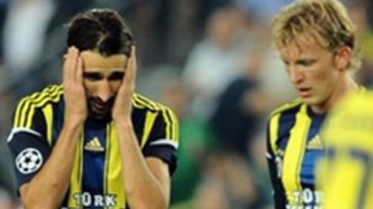 Fenerbahçe 1-1 Spartak Moskova