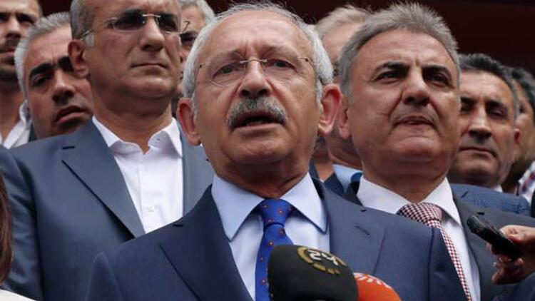 Kılıçdaroğlu 'İstifa mı ediyor?' iddialarına cevap verdi