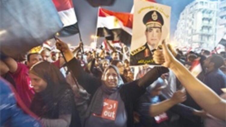 Mısırda kontrol Bekâretçi Generalde
