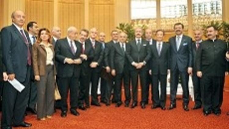 Çin, 'sanayi bölgesi' kuracak, Türk tahviline 5 milyar dolar ayıracak