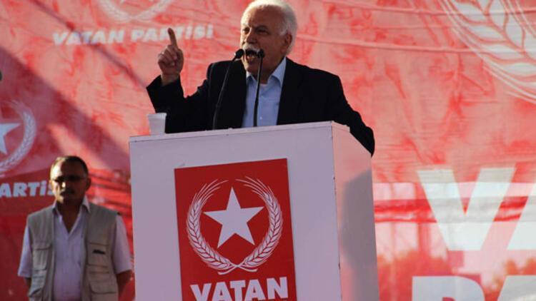 Vatan Partisi Genel Başkanı Perinçek: Atatürk'ün hükümetini kuracağız