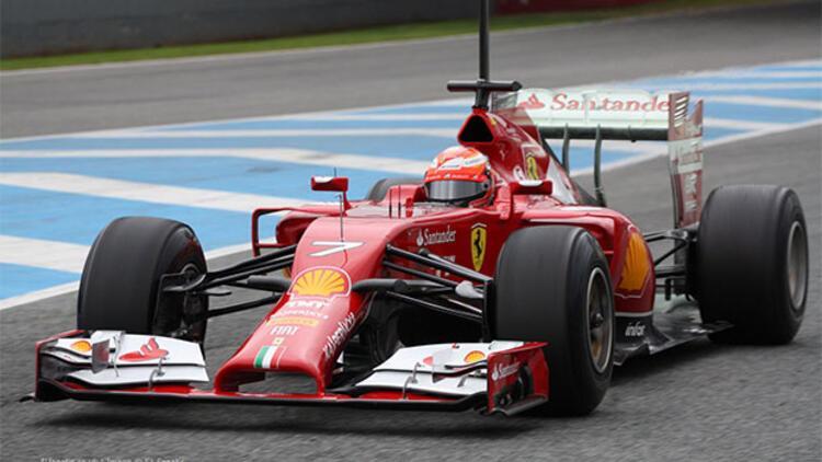 Ferrari sil baştan