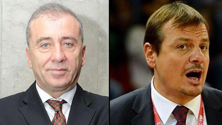 Galatasaray'dan Ergin Ataman'a 'konuşma yasağı'