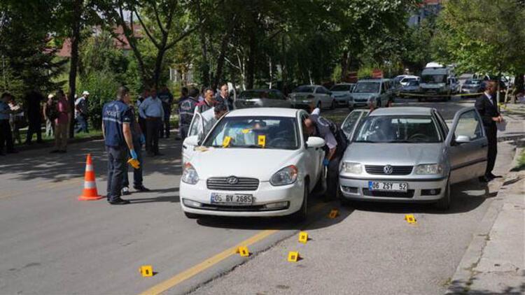 Ankara'da polis dehşeti: 3 ölü