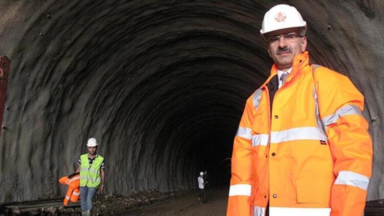 Konak Tünelleri'nde deneme amaçlı araç geçişi başladı