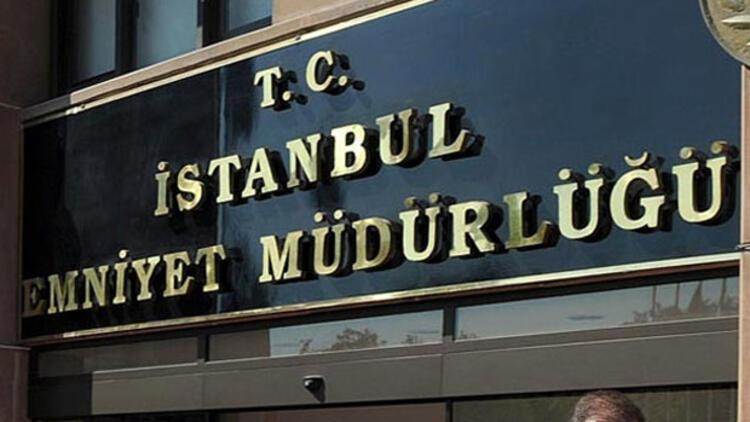 İstanbul Emniyeti'nde şok