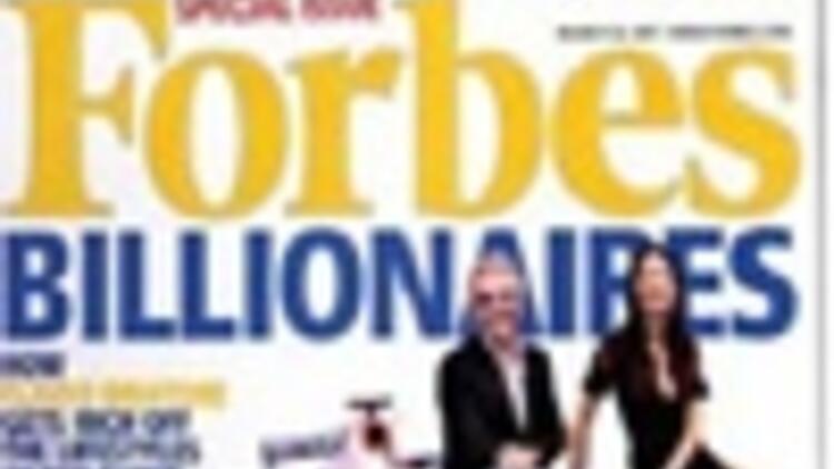 Forbes announces 100 richest Turks