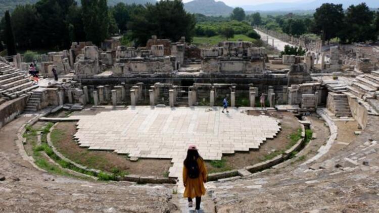 Efes'te UNESCO için son bir hafta