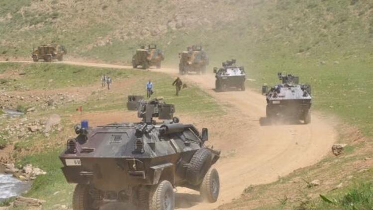 Ağrı ve Tendürek Dağı 'Geçici askeri güvenlik bölge' ilan edildi