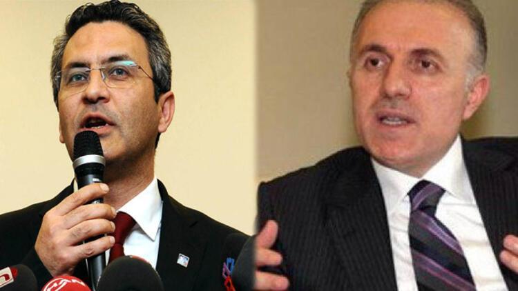 İstanbul'da il başkanları atışması
