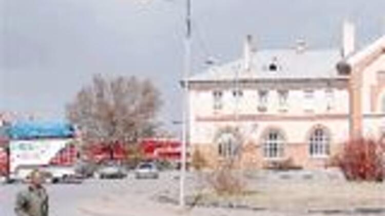 Kayseri'nin tarihi tren garı mahkemelik oldu