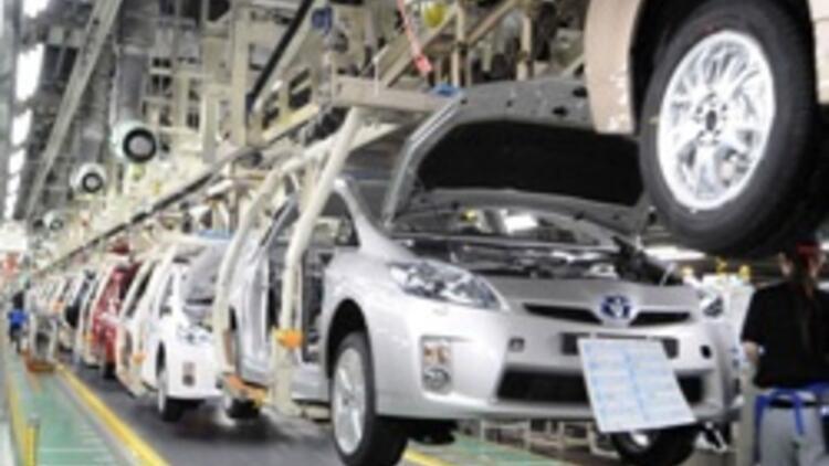 Toyota ABD'deki üretimini geçici olarak durduracak