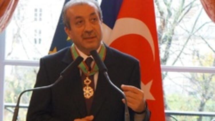 Tarım Şövalye Nişanı 129 yıl sonra Türkiye'ye verildi