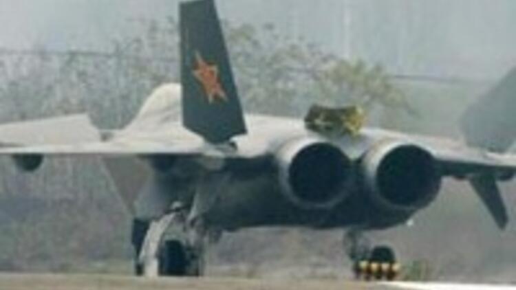 Çin'den ABD'ye 'hayalet uçakla' gövde gösterisi