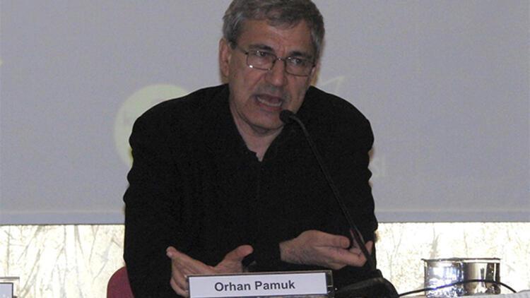 """Orhan Pamuk:"""" Yeni romanımın ilk cümlesini yazdım"""""""