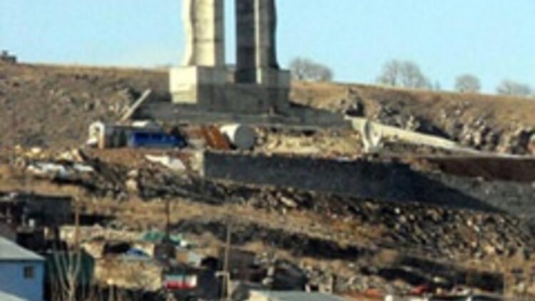 İnsanlık Anıtı yıkılacak