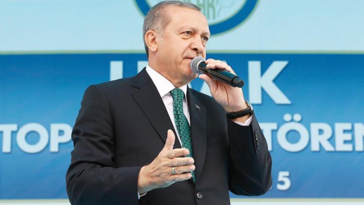 Cumhurbaşkanı Erdoğan: Mercedesi gönderdim