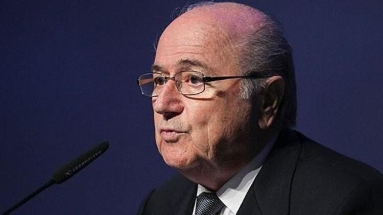 Blatter'den Platini itirafı