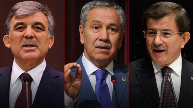 Bülent Arınç: Gül'ün de Davutoğlu'nun da söyledikleri doğrudur