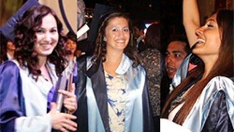 Yaşar'ın üç altın kızı