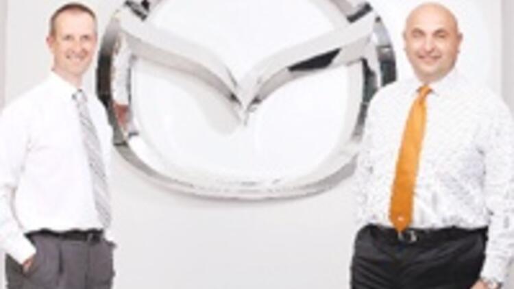 Mazda Türkiye hedefine 2 yılda 5 kat büyüme koydu