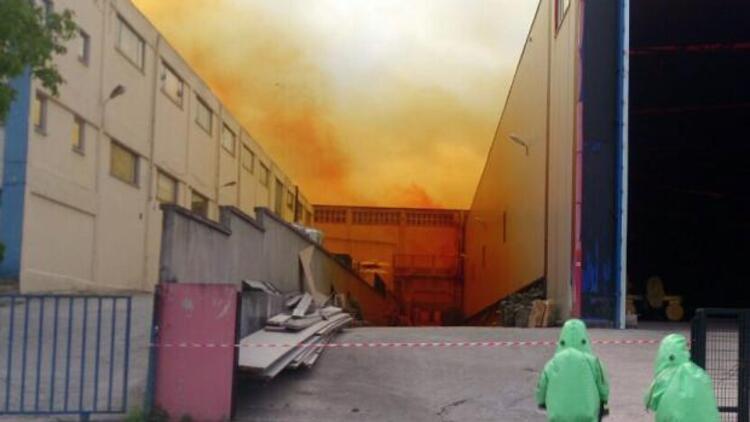 Tuzla kazasında yeni gelişme: Fabrikanın 2,1 km mesafesindekiler de hastaneye gitmeli