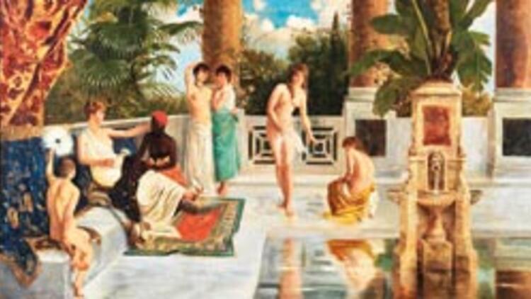 Abdülmecid'in Avluda Kadınlar'ı 1 milyon 600 bin lira