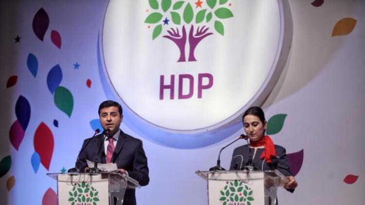 HDP: Bizlerin anayasasında başkanlık sistemi olmayacak