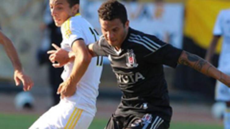 Beşiktaş'ta yedekler kazandı