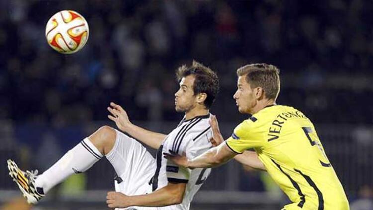 Partizan Tottenham'a geçit vermedi