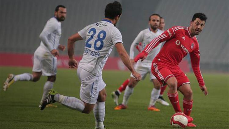 Beşiktaş 3 - 1 Sarıyer