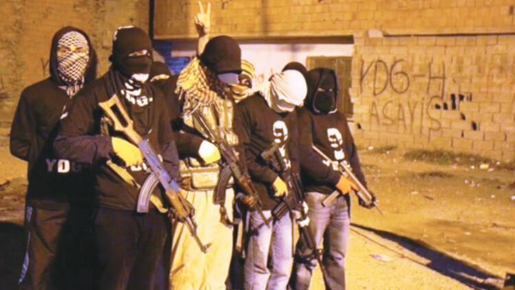 PKK'nın polisi