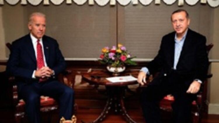 Biden'a Türk usulü ağırlama