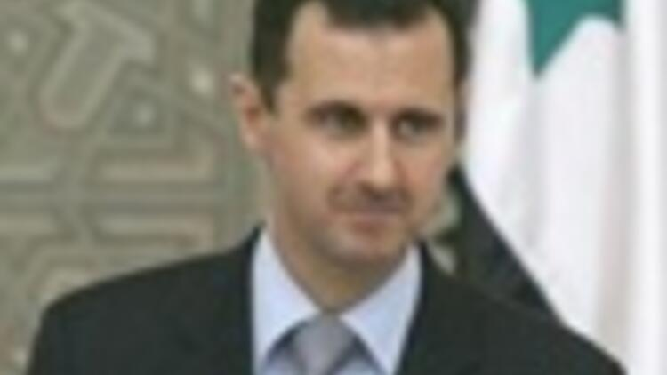Syria's President Assad eyes direct peace talks with Israel on condition