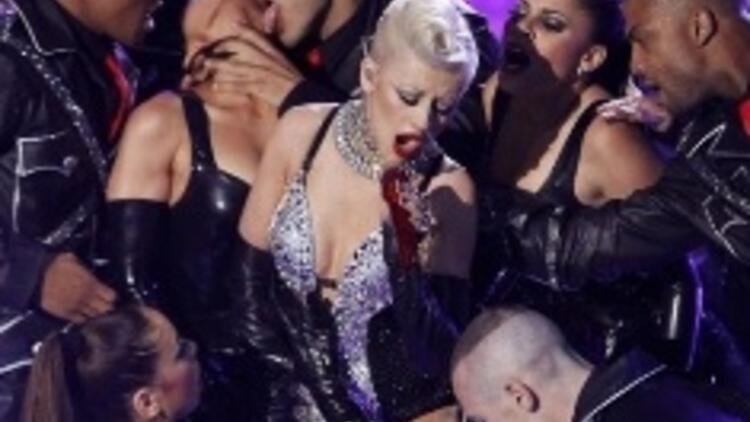 MTV'nin çılgın töreni