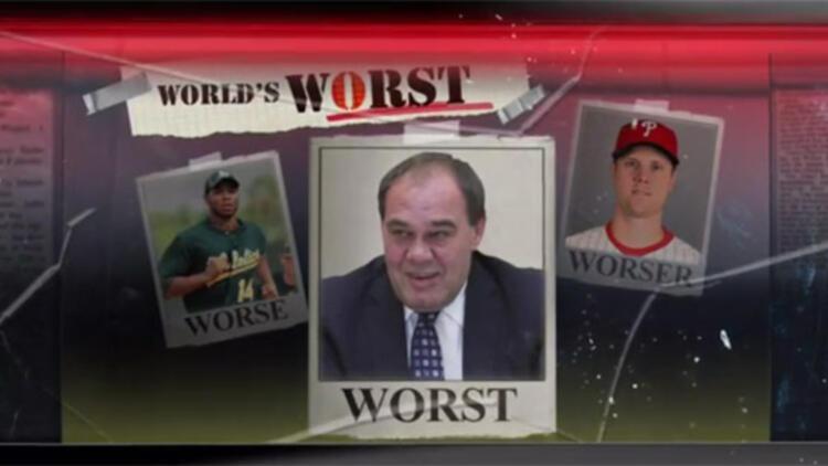 ABDli sunucu Olbermann Demiröreni spor dünyasının en kötü insanı seçti
