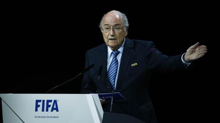 FIFA Başkanı Blatter'den birlik çağrısı