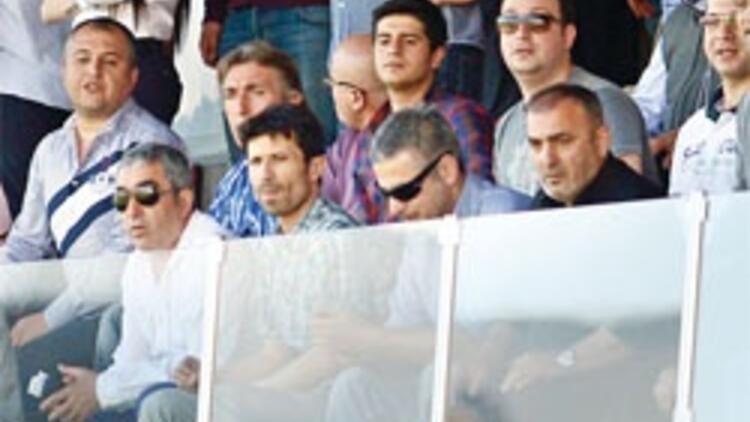 Aybaba genç Kartal Mehmet Uslu'yu izledi