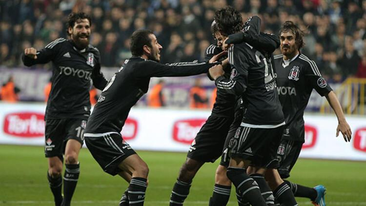 Kasımpaşa 0-3 Beşiktaş