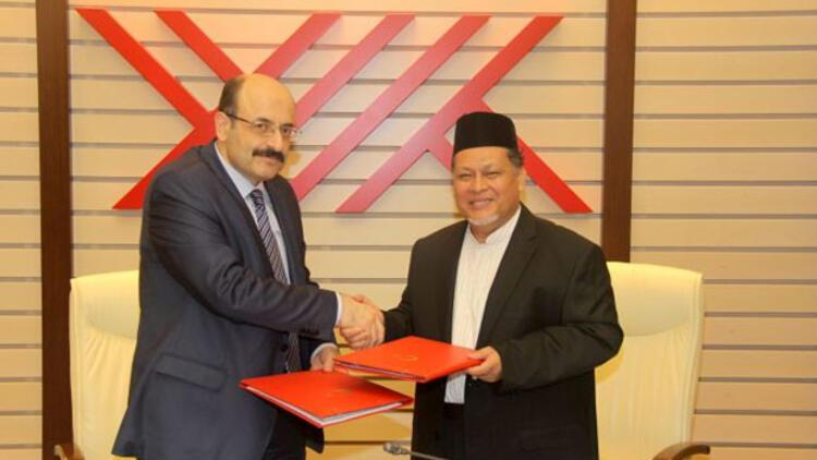 YÖK ile Malezya arasında işbirliği
