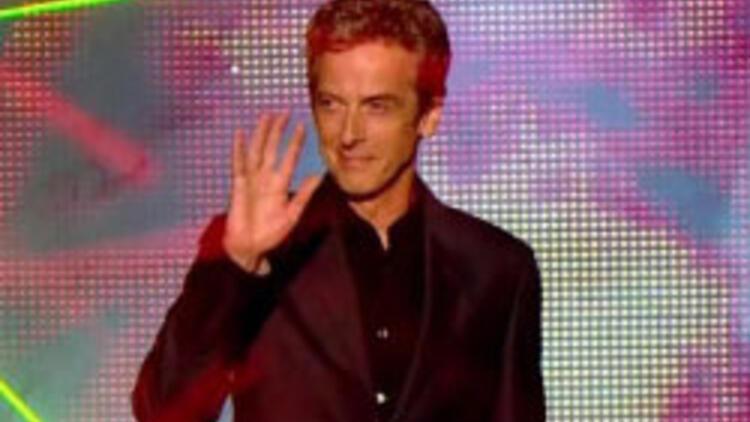 Yeni Doctor Who: İskoç oyuncu Peter Capaldi