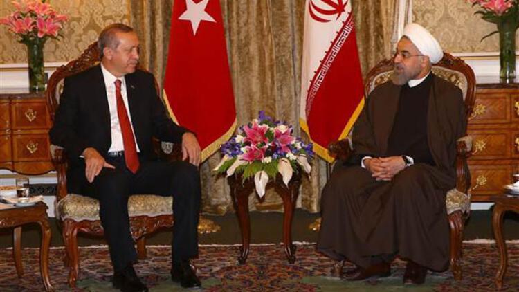 Cumhurbaşkanı Erdoğandan İrana doğalgaz sitemi