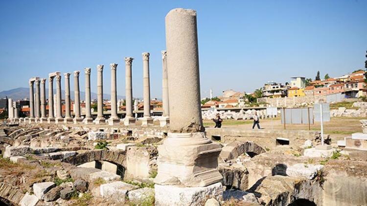 İzmir kenti dünyaya miras olmalı