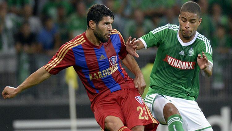 St. Etienne 1-0 Karabükspor (Penaltılar 4-3)