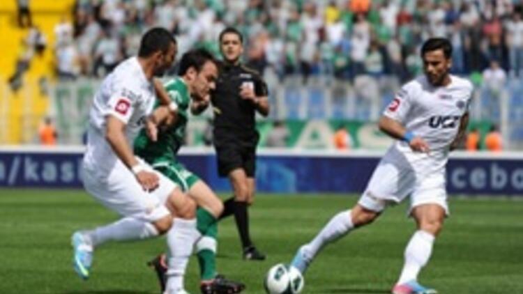 Kasımpaşa 2 - 0 Bursaspor