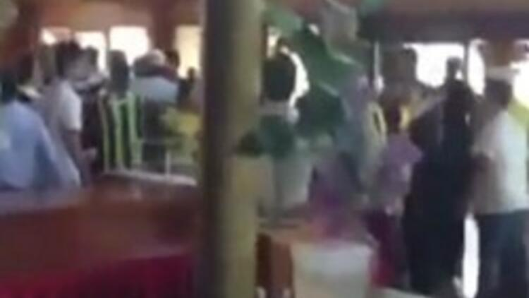Galatasaraylı voleybolculara çirkin saldırı