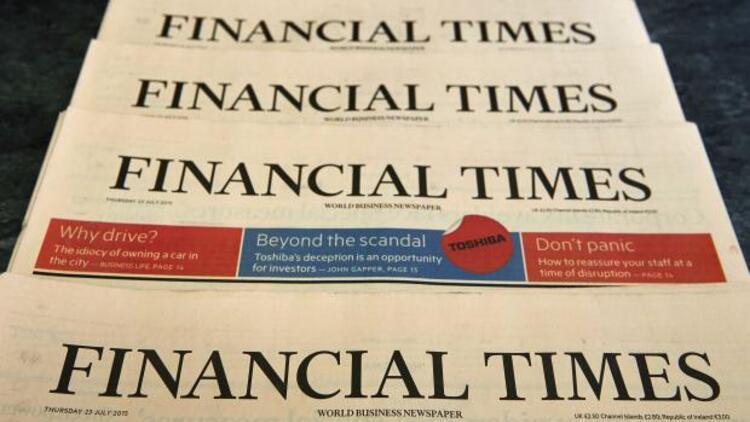 Financial Times gazetesi Japonlara satıldı