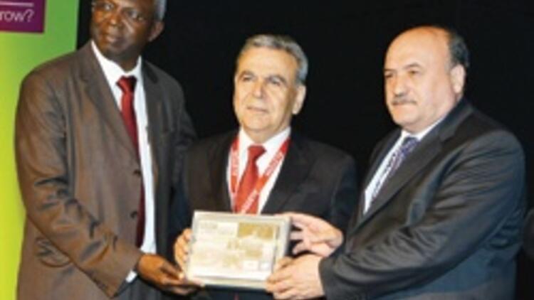 İzmir'deki işbirliğine Cenevre'de uluslararası ödül