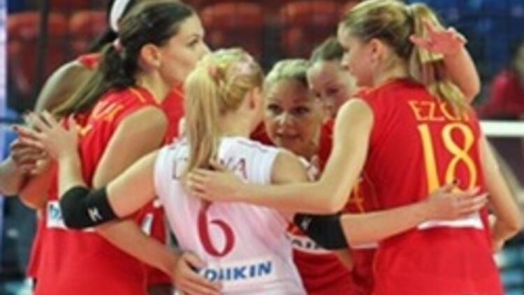 G.Saray'ın rakibi Dinamo Romprest